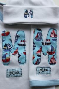 handmade England baby onesie personalised custom bespoke