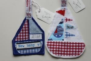 british baby boy boat