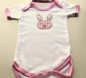 Parsnip and Bramble onesie baby kids UK England