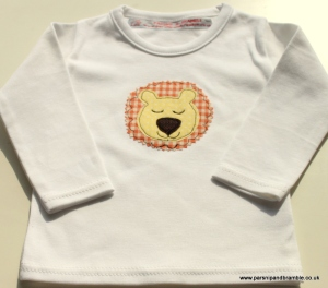 parsnip and bramble baby childrens clothing British made in England