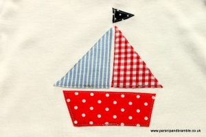 Parsnip and Bramble British baby wear